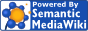 Powered by Semantic MediaWiki